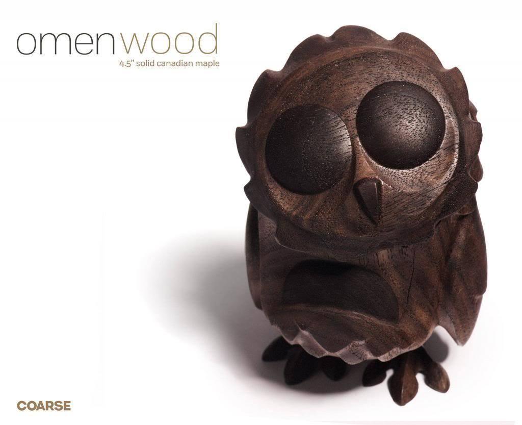 Coarse Coarsetoys  Omen Wood Wooden Wooden Wooden Figure – Maple, Ltd 25pcs Friends & Family c34f0e