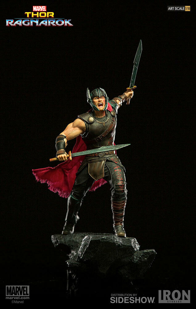 Iron Studios Marvel Thor Ragnarok  Art Scale 1/10 Statue on eBay thumbnail