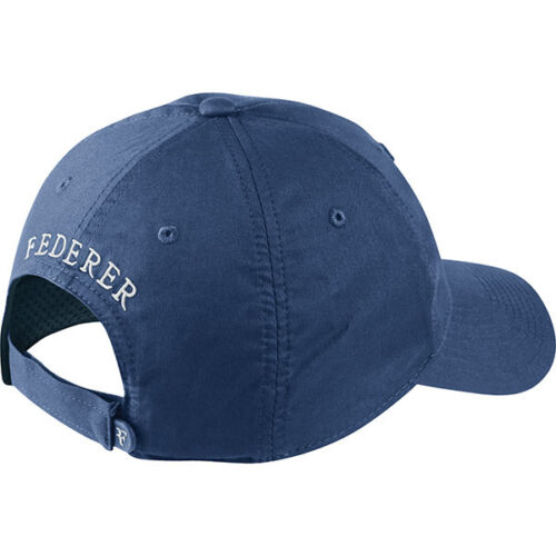 Tennis  Dri Fit 371202-404 New Nike RF Roger Federer Hat Cap Ocean Fog