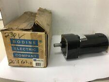 Bodine 42a5bepm E2 14 Hp Dc Gear Motor 130 Volts 151 Ratio 165 Rpm