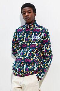 Details zu FILA Expedition Limited Edition Men's Daymond Polar Fleece Full Zip Jacket NEW L