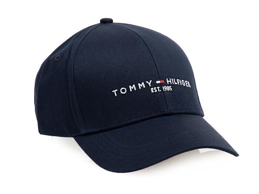 Herren Baseballkappe Tommy Hilfiger Marineblau AM0AM07352-DW5