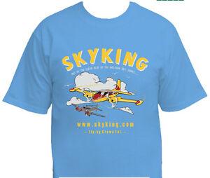 Sky-King-TV-T-Shirt-Cessna-310-Official-Release