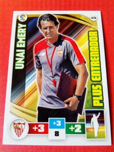 Plus Entrenador Adrenalyn XL Liga BBVA 2015//2016