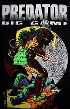 1991 Deadstock PREDATOR big game t-shirt vtg 80s horror movie Schwarzenegger XL