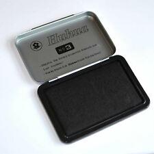 crafting Black Ink Stamp Pad 158x90mm Black rubber stamps