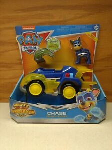 """Nickelodeon Paw Patrol Chase Deluxe Vehicle /""""NEW/"""""""