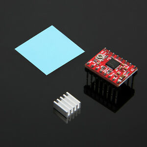Geeetech-Stepper-driver-A4988-with-heatsink-for-RAMPS-GT2560-Prusa-3D-Printer