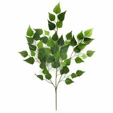 Birch Tree Branch Foliage - 60 cm - Decorative Plastic Plant Foliage
