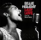 Lady Love [ Live in Basel 1954] by Billie Holiday (CD, Jul-2015, Poll Winners Records)