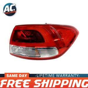 TYC 11-6779-00-1 Replacement Right Tail Lamp Compatible with KIA Sorento