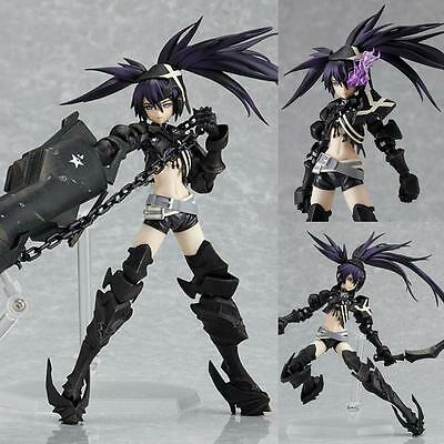 Anime INSANE BLACK ROCK Shooter PVC Action Figure Model Toy 43cm New in Box