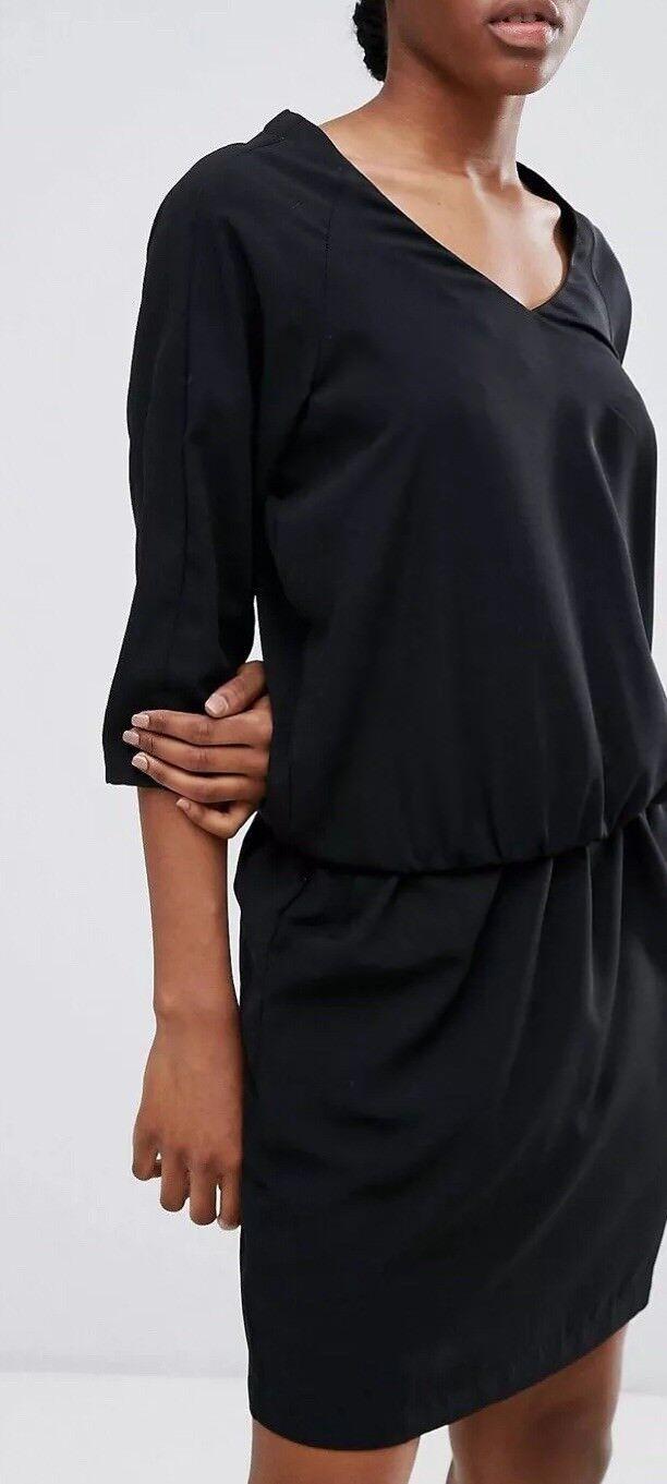 Marken b.young Kleid Schwarz Schwarz Schwarz 38 M Neu, NP 69,90 | Produktqualität  | Exquisite Verarbeitung  | Rabatt  af6f7d