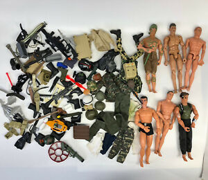 1990s-12-Action-Man-Figure-Doll-Weapons-Accessories-GI-Joe-M-amp-C-Formative-Lot-28