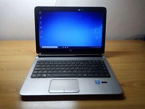 Hp probook 430 G2/8go ram/500hdd/i5