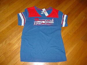 TEAM-NFL-New-York-GIANTS-Football-Women-JUNIOR-T-Shirt-NEW-XXXLarge-XXXL-3XL