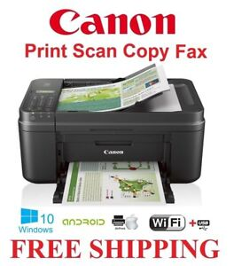 NEW-Canon-MX492-490-Wireless-Printer-photo-Copy-Scan-Android-Air-Print-LCD-Fax