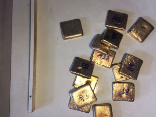 104  GRAM recovery gold bar recovery