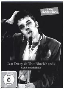 Ian Dury & The Blockheads - Live At Rockpalast *DVD*NEU* - Dillenburg, Deutschland - Ian Dury & The Blockheads - Live At Rockpalast *DVD*NEU* - Dillenburg, Deutschland