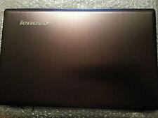 """Brown posteriore ORIGINALE 15.6"""" Top coperchio con webcam per IdeaPad LENOVO Z580 3CLZ3L0V00"""