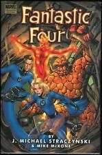 Fantastic Four Vol. 1 by J. Michael Straczynski (2006, Hardcover)