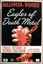 EAGLES OF DEATH METAL Gig 2008 POSTER Portland Oregon Concert (Version 1)