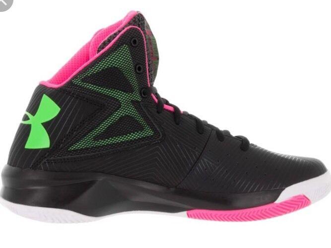 Under Armor Rocket Rocket Rocket Basketball Shoes Size 10.5 23eb64