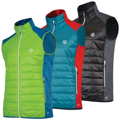 Dare2b Mountfusion Mens Wool Insulated Gilet Vest