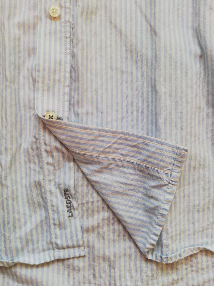 Skjorte, Lacoste, str. XL