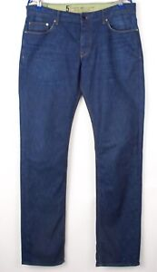 Tommy Hilfiger Hommes Ero-Ero Extensible Jambe Droite Jean Taille W36 L36