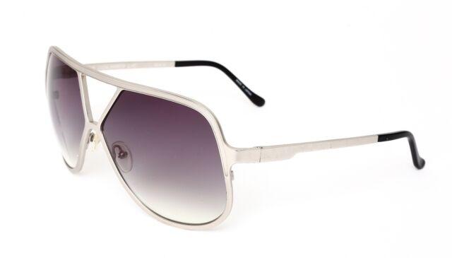 3bb62d36968 Linda Farrow Luxe LFL10 Women s Silver Sunglasses 0685 for sale ...