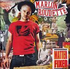 MARLON ROUDETTE : MATTER FIXED / CD - NEU