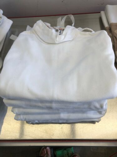 Absolute Fencing Gear Jacket 21003M Back 38 Cotton