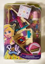 NEW Polly Pocket Micro Birthday Party Compact Ages 4+