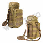 VISM NcSTAR MOLLE PALS H2O Hydration Water Bottle Carrier Utility Pouch Tan
