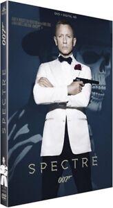 Spectrum-007-Daniel-Craig-Christoph-Waltz-DVD-Neu-Unter-Blister