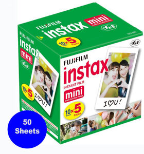 50-Prints-Fujifilm-Instax-Mini-Instant-Film-for-8-9-and-all-Fuji-Mini-Cameras