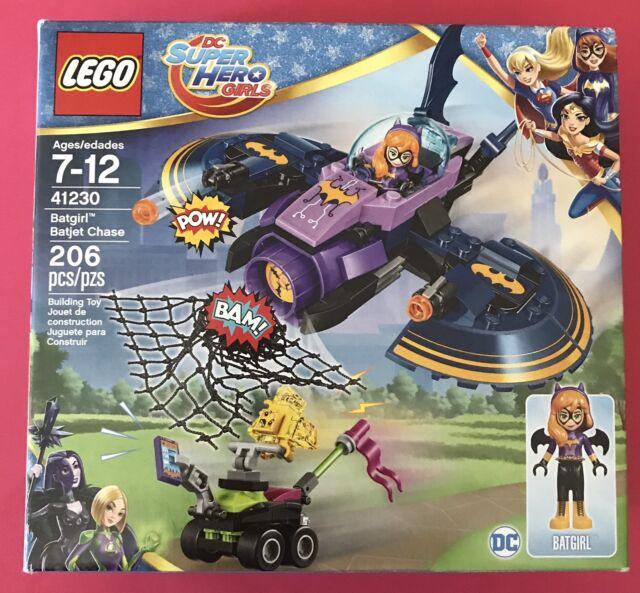 Batgirl Batjet 1x Super Hero Chase 206 Girls Lego Pcs 41230 Dc PZwTiXOku