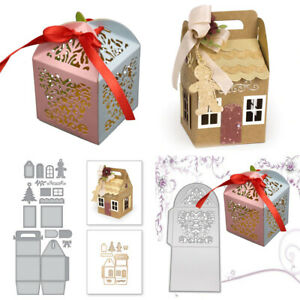 3D-House-Box-Metal-Cutting-Dies-Stencil-Scrapbooking-Paper-Cards-Crafts-Die-Cut
