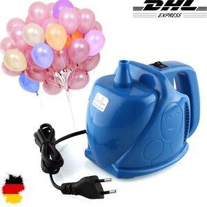 2016 Luftballonpumpe Aufblasgerät 300W Elektrische Ballonpumpe Luftballon Pumpe - Deutschland - 2016 Luftballonpumpe Aufblasgerät 300W Elektrische Ballonpumpe Luftballon Pumpe - Deutschland
