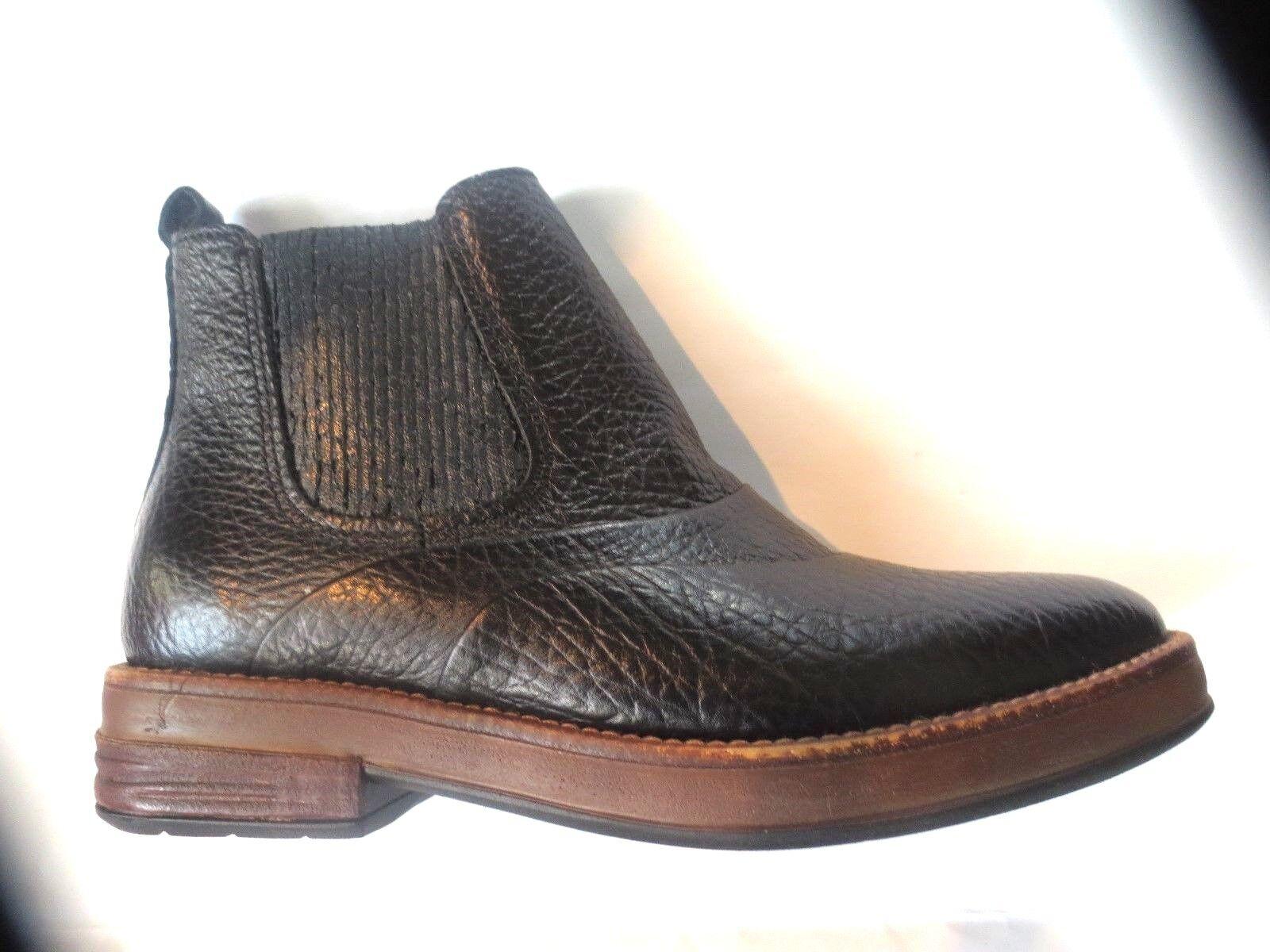 Mjus Stiefel Leder Schwarz Neu Wert 159E Schuhgrößen 36,37, 39