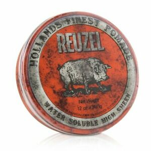 Reuzel-Red-Pomade-Water-Soluble-High-Sheen-340g-Styling-Hair-Pomade