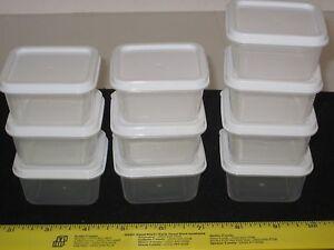 BONUS 12 Sure Fresh Mini Storage Containers Lid ArtsCraftsNuts