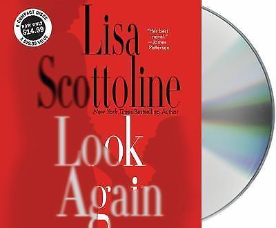 Look Again by Lisa Scottoline (2012, CD, Abridged)