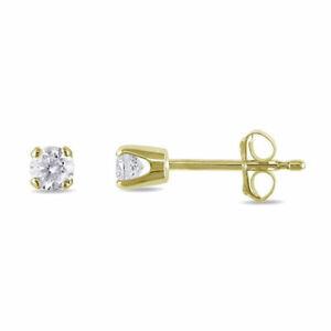 1-5-mm-Diamond-Tiny-Stud-Earrings-14k-Yellow-gold-Gift-box-incl