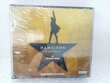 Hamilton: An American Musical [Original Broadway Cast Recording] [PA] by Lin-Manuel Miranda (CD, Oct-2015, 2 Discs, Atlantic (Label))