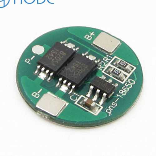3S//4S BMS PCB Protection Board For 18650 Li-ion Lithium Battery Cell