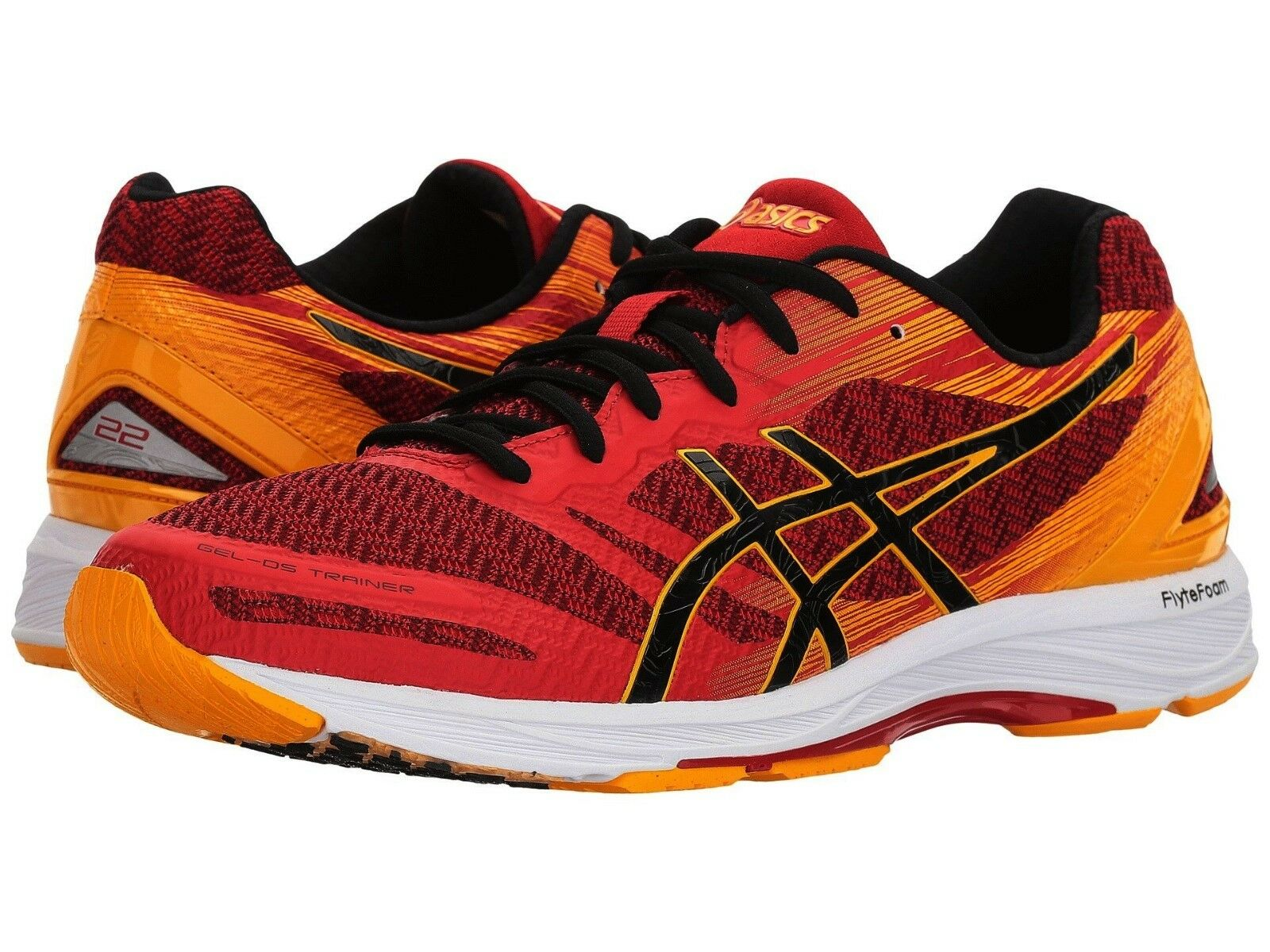 NEW Uomo ASICS GEL-DS TRAINER 22 RUNNING/TRAINING SHOES - 10 / EUR 44 AUTHENTIC