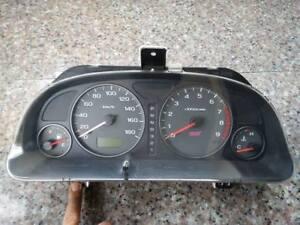 Details About Jdm Subaru Forester Sti Sf5 1999 2000 Gauge Cluster Speedometer Oem