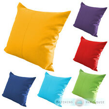 Waterproof Garden Cushion Furniture Cane Filled Pads Cushions Seat Bench Outdoor